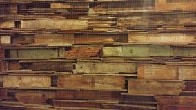 Legno variopinto Fotografia Stock Libera da Diritti