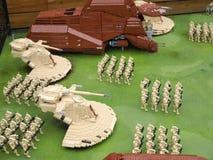 lego星球大战 库存图片