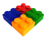 Lego Imagens de Stock Royalty Free