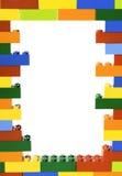 Ομάδες δεδομένων Lego Στοκ Φωτογραφίες