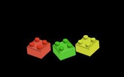 Lego Стоковое Изображение RF
