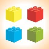 Lego Fotografia Stock