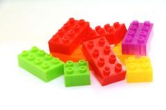 Lego-Block Lizenzfreies Stockbild