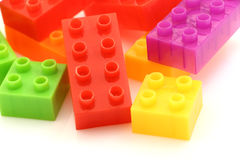 Lego block Stock Images