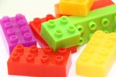 Lego block Royalty Free Stock Photos