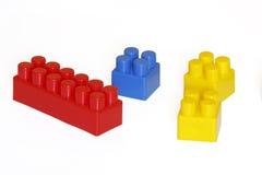 Lego blocks Royalty Free Stock Images