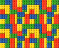 Lego. Blocks abstract desing background Royalty Free Stock Image