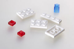Lego blokcs Royalty Free Stock Images