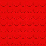Lego brick vector. Red Building Blocks Texture Background. Lego brick vector Stock Photos