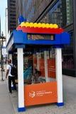 Lego Bus Stop Stock Image