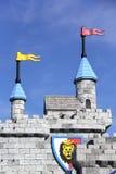 Lego Castle Royalty-vrije Stock Fotografie