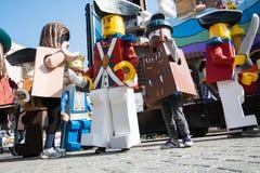 Lego characters Stock Image