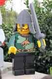 Lego charakter - żołnierz Obrazy Stock