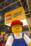 LEGO city Stock Image