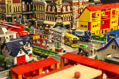 LEGO city Stock Photos