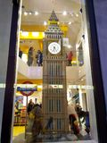 Lego di Big Ben immagini stock