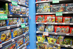 Lego Royalty Free Stock Photo