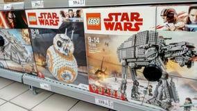 Lego dos Star Wars foto de stock royalty free