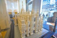 Lego Duomo Μιλάνο Στοκ Φωτογραφία