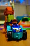 Lego Duplo Stock Image