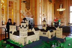 Lego Exposition Stock Images