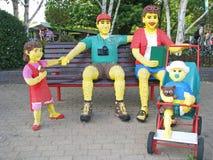 Lego Family Stock Photos