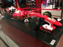 Lego Formula 1 Ferrari fotografía de archivo