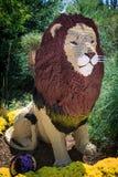 Lego Lion Stockfotos