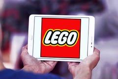 Lego Logo Lizenzfreie Stockfotografie