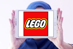 Lego Logo Lizenzfreies Stockfoto