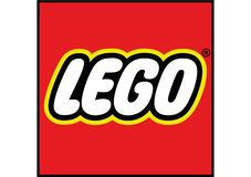 Lego Logo Vector. Red yellow black and white format aviable ai vector illustration