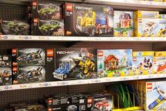 Lego Royalty Free Stock Photography