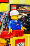 Lego Man Stock Images