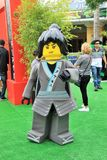 LEGO Ninjago premiere carpet Stock Photography