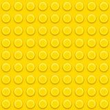 Lego obstrui o teste padrão Foto de Stock Royalty Free