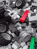 Lego pour des enfants Photographie stock libre de droits
