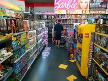 Lego sklep Zdjęcia Stock