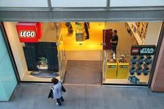 Lego-Speicher Stockfotos