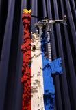 LEGO Statue da liberdade Fotografia de Stock Royalty Free