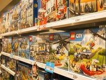 Lego Store, Copenhagen Stock Photography