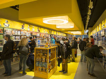Lego Store, Copenhagen Royalty Free Stock Photo
