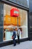 Lego Store Stock Photo