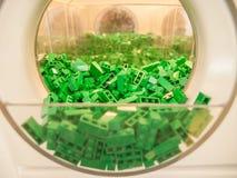 Lego Store Manhattan Stock Photos