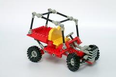 Lego Technic não ajustou nenhum 8845, carrinho de duna fotografia de stock royalty free
