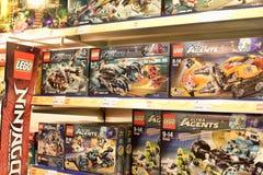 Lego Toys Royalty Free Stock Photos