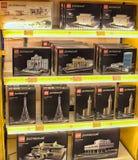 Lego Toys Royalty Free Stock Photography