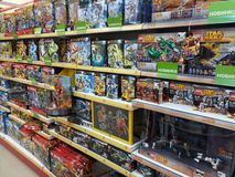Lego Toys Stock Photos