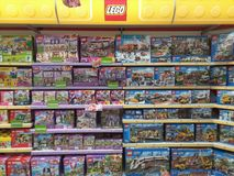 Lego Toys Royalty Free Stock Photo