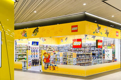Lego Toys Shop Stock Image
