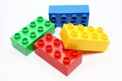 Legoblokken van de kleur